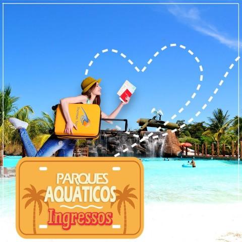 Imagem representativa: Compre Ingressos para os Parques Aquáticos em Olímpia-SP