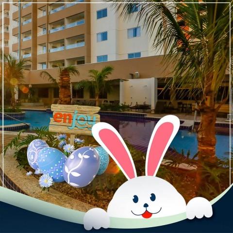 Imagem representativa: Hospedagem para a Páscoa em Olímpia SP, no Enjoy Olímpia Park Resort | Reservar Agora