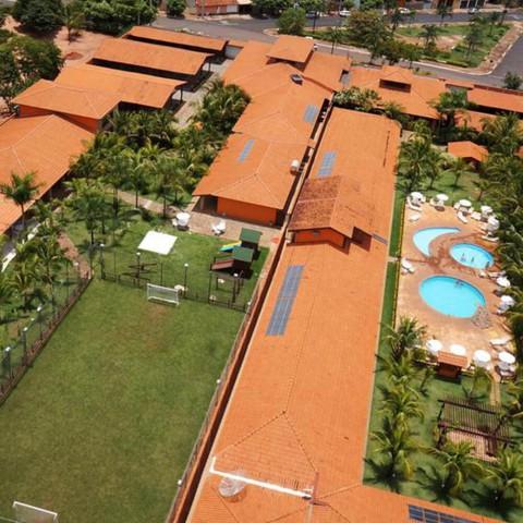 Imagem representativa: Hotel Pousada Brilho do Sol em Olímpia SP | Reservar Agora