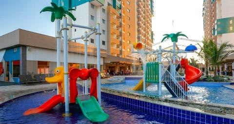 Férias de Julho em Olímpia SP no Enjoy Olímpia Park Resort