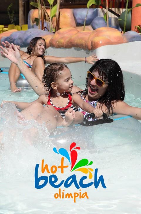 Conheça Hot Beach em Olímpia SP