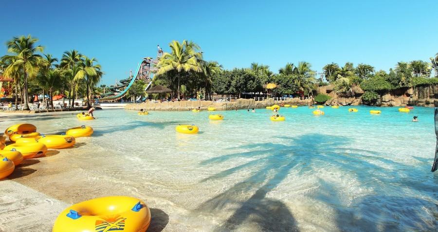 Imagem representativa: Parque Aquático Thermas dos Laranjais de Olímpia SP | Comprar Ingressos