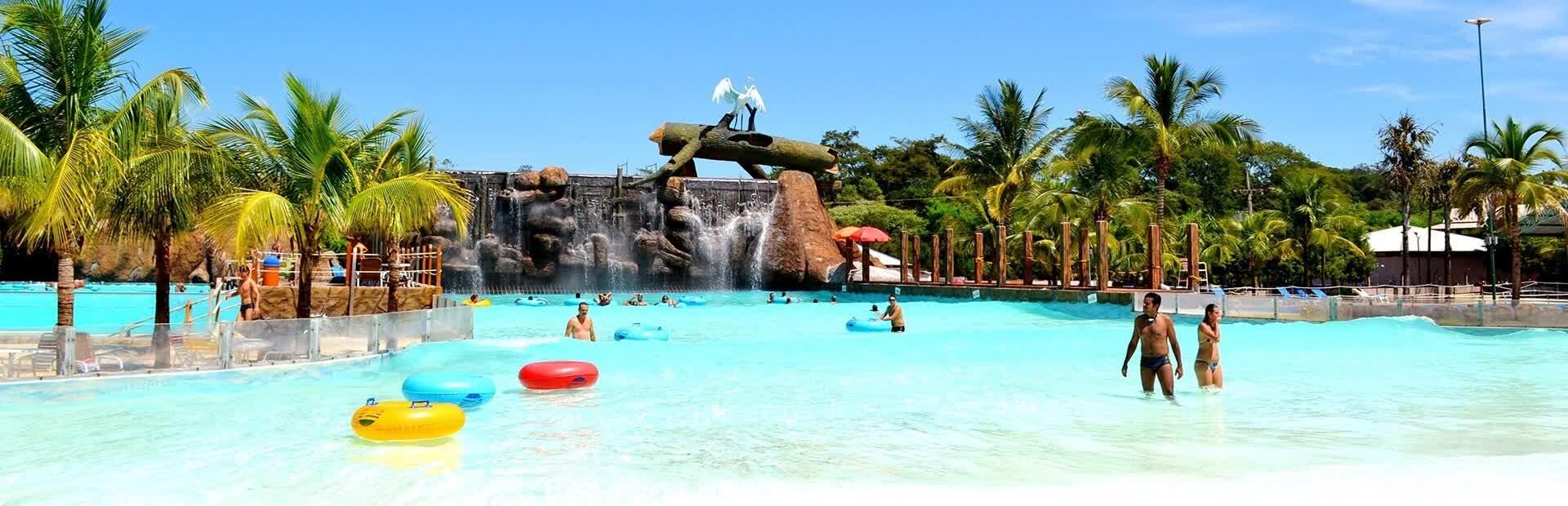 Imagem representativa: Parque Aquático Thermas dos Laranjais de Olímpia SP   Comprar Ingressos