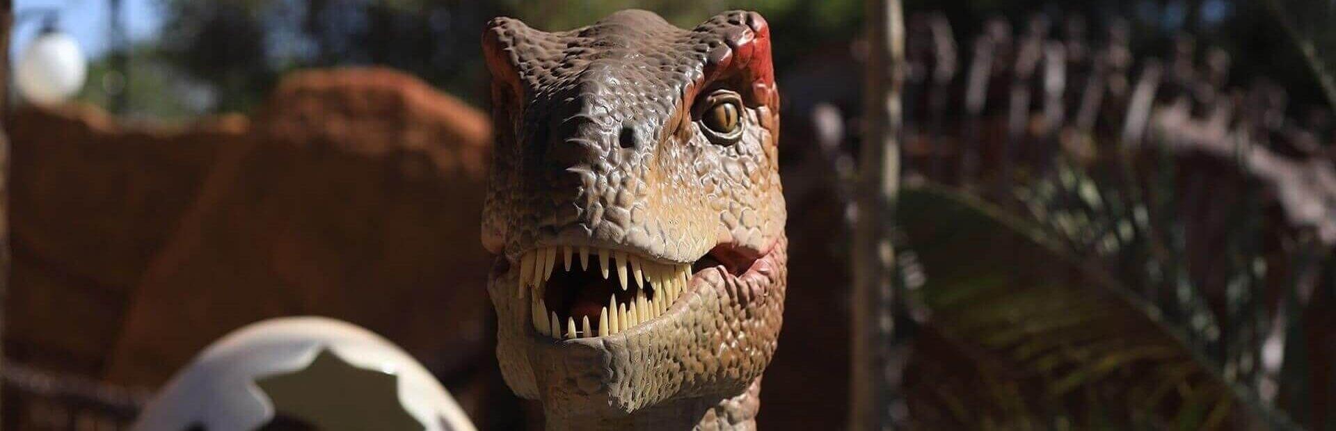 Imagem representativa: Parque Temático Vale dos Dinossauros de Olímpia SP | Comprar Ingressos
